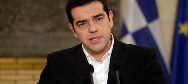 Greek prime minister, Kyriakos Mitsotakis