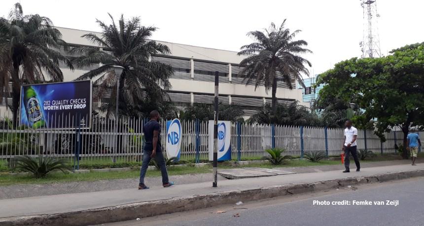 Nigerian Breweries HQ