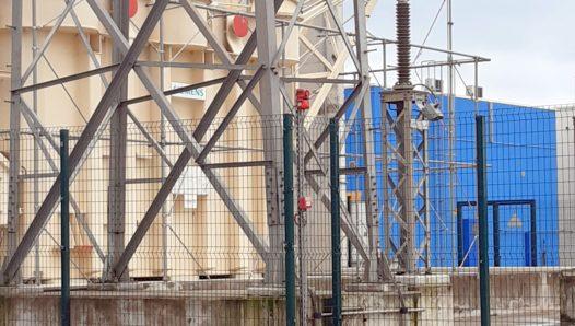 Azura independent power plant in Ihovbor Community, near Benin City, Edo State.