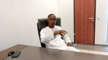 Pictures of Adejoroh Adeogun, House of Representatives deputy chairman, committee on national security and intelligence.
