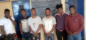 Damilola Emmanuel, Tafa Bassit, Onicha Joel, Umaru Fredrick, Oyewole Tomiwa, Pelumi Adigun