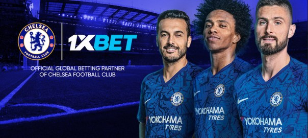 PROMOTED: Chelsea FC teams up with 1xBet