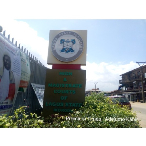 High and Magistrate Court, Ikorodu