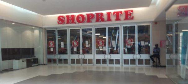 Ikeja shoprite remains closed