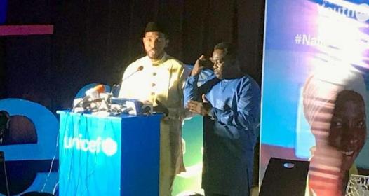 Founder, Slum2School Africa, Otto Orondam