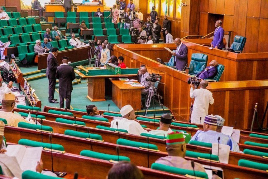 House of Representatives plenary on Tuesday, 17th September, 2019. Photo credit: Speaker's Media Office