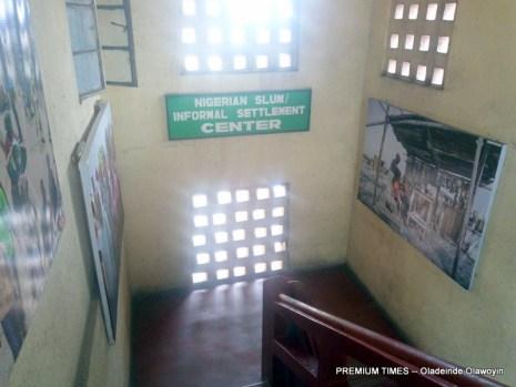 JEI settlement centre, Lagos