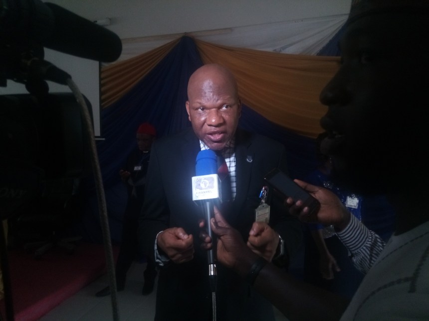 OAU Vice Chancellor, Professor Eyitope Ogunbodede