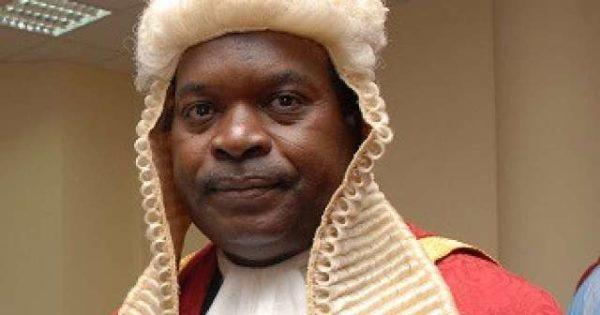 Chief Judge of FCT High Court, Ishaq Bello.