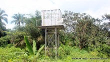 Constructed and abandoned borehole nominated by Sen Utazi and implemented by AIRBDA at Unadu community