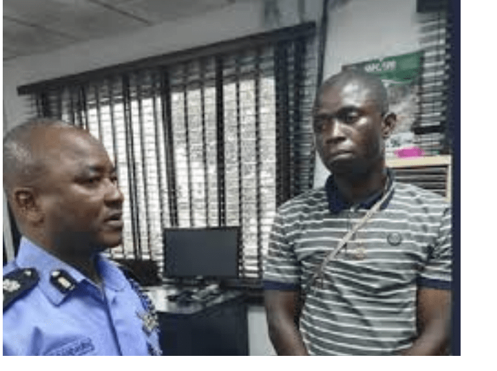 How I killed 7 women in hotels – Suspect