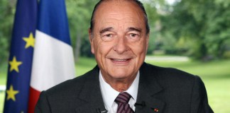 France Pays Tribute To Former President Jacques Chirac