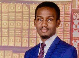 Abubakar Idris also known as Dadiyata, a social media personality known for his strong criticism of Governor Umar Ganduje. [PHOTO CREDIT: Official Facebook page of Dadiyata]