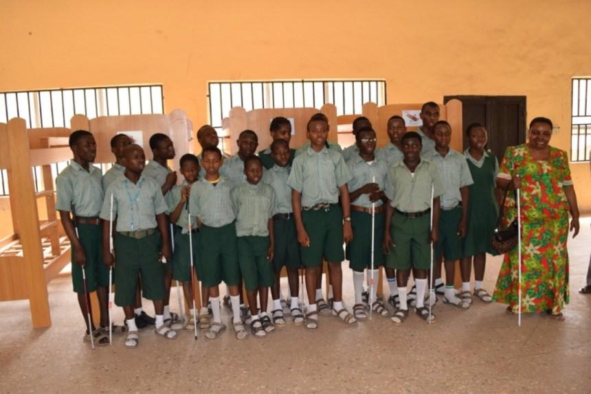 Jabi School For the Blind | Likeminds Project