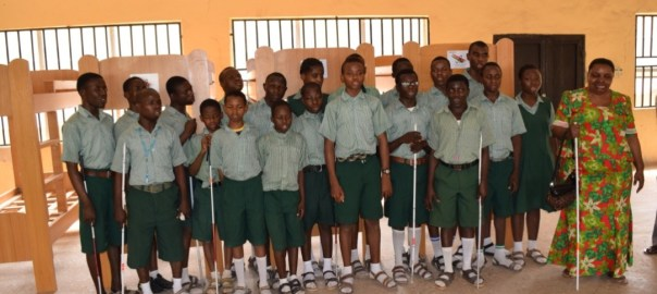 Jabi School For the Blind | Likeminds Project