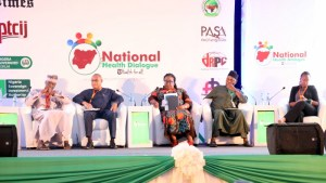 The Panel at Day 2 of the National Health Dialogue