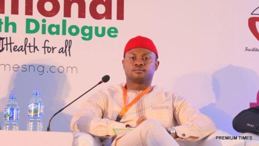 Simeon Onyeamaechi, CEO of the SHIS in Anambra