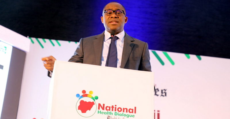 Managing Director, Nigeria Sovereign Investment Authority (NSIA), Uche Orji