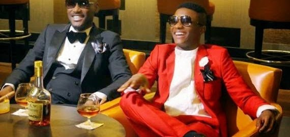 2face and Wizkid (PHOTO: pmnewsnigeria.com)
