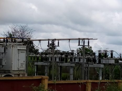 Auchi TCN substation