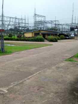 Benin TCN substation