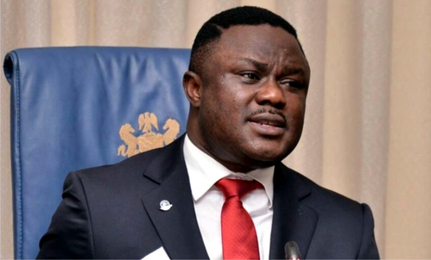 Cross River governor, Ben Ayade.