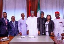 Buhari Inaugurates, Sets Agenda For Economic Advisory Council