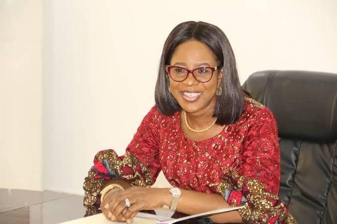 Edith Okowa, wife of Governor Ifeanyi Okowa of Delta State