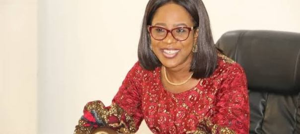 Edith Okowa, wife of Governor Ifeanyi Okowa of Delta State