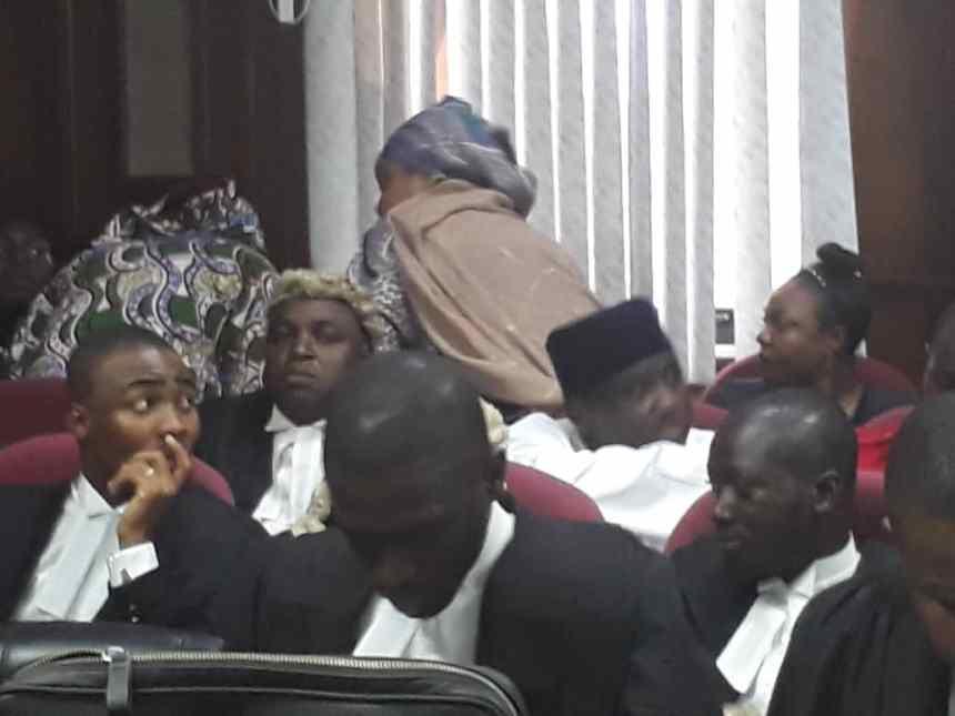 Abdulrasheed Maina in court