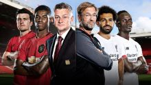 Man Utd vs Liverpool. [PHOTO CREDIT: Sky SPorts]