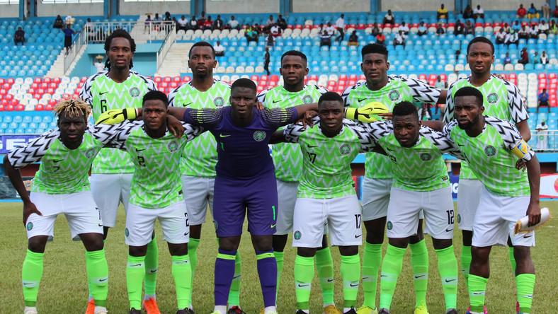 Nigeria-U23 Team