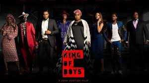 Official poster of King of Boys