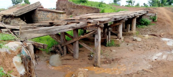 New bridge constructed by Union members