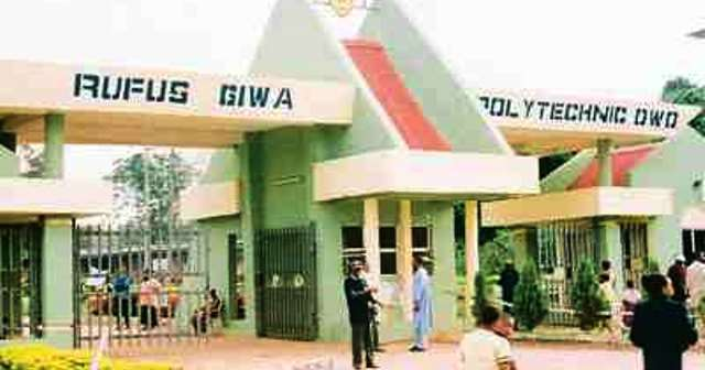 Rufus Giwa Polytechnic, Owo. [PHOTO CREDIT: Daily Post]