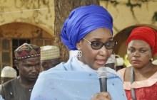 Minister of Humanitarian Affairs, Disaster Management and Social Development, Sadiya Farouq