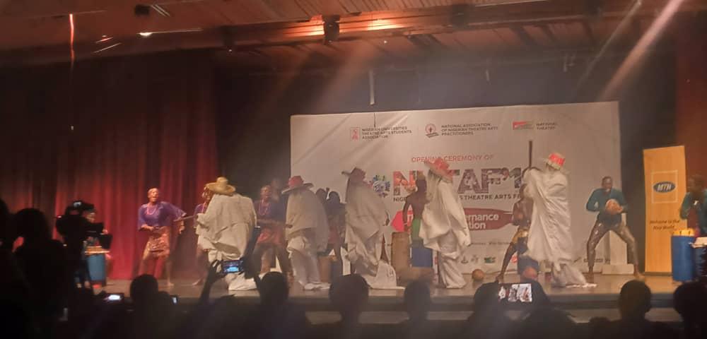 Lagos glows as Theatre Arts Festival begins