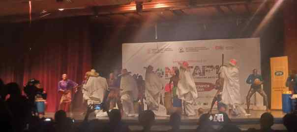 Nigerian Universities Theatre Arts Festival (NUTAF)