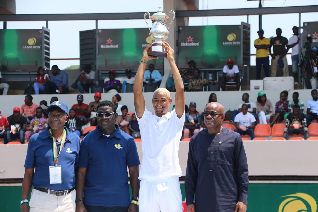 Lagos Open Tennis: French, Indian Players Win Finals - Premium Times