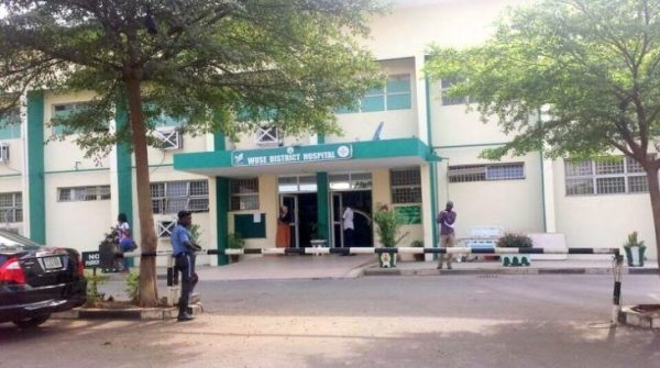 Wuse District Hospital (Photo Credit: ICiR)