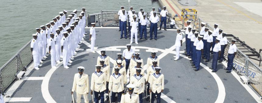 Nigerian Navy [PHOTO CREDIT: www.navy.mil.ng