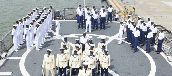 Nigerian Navy [PHOTO CREDIT: www.navy.mil.ng