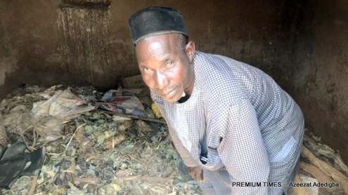 The traditional doctor, Bori Danladi