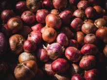 Onions (Photo Credit: Unsplash)