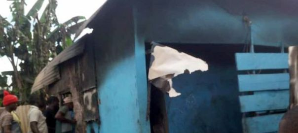 Three killed in Anambra beer parlour fire
