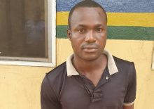 33 YEAR OLD MAN ARRESTED FOR DEFILING 7 YEAR OLD GIRL