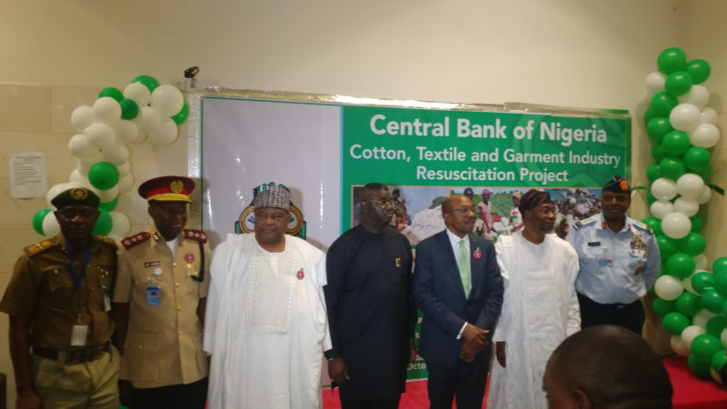 A cross-section of stakeholders at the signing ceremony
