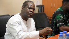 Editor-in-Chief, Premium Times Musikilu Mojeed