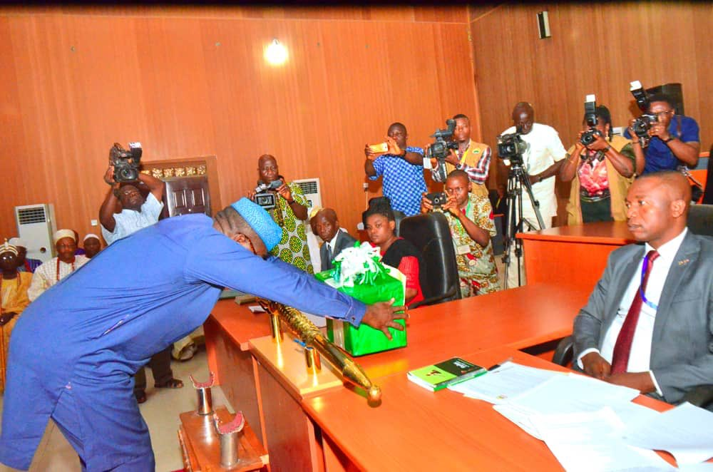 Fayemi presents N124.7 billion 2020 budget to Ekiti Assembly - Premium Times