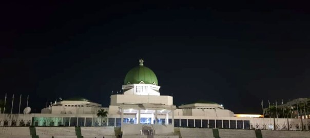 National Assembly complex. [PHOTO CREDIT: Queenesther Iroanusi]